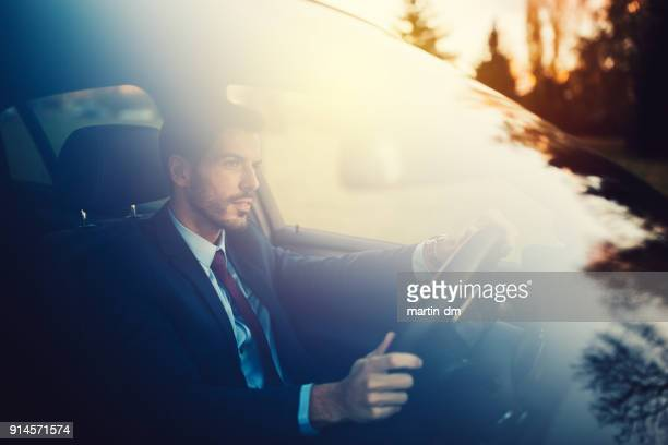 business travel - driver stock photos and pictures