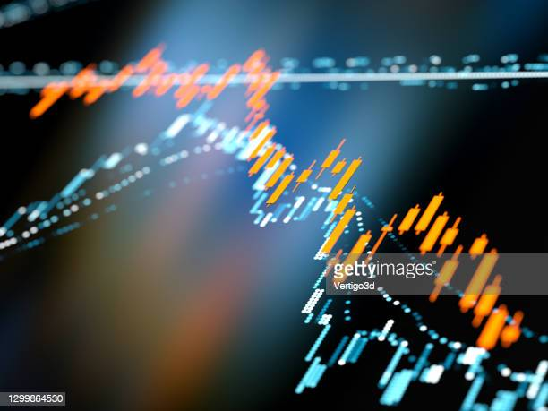 business trends graphs and charts - moving up stock pictures, royalty-free photos & images