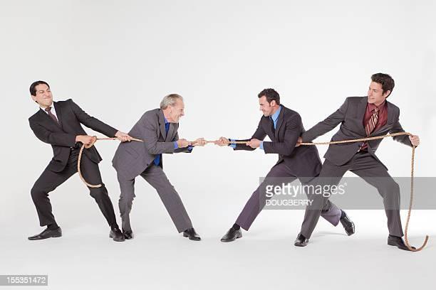 ビジネスタグの戦争