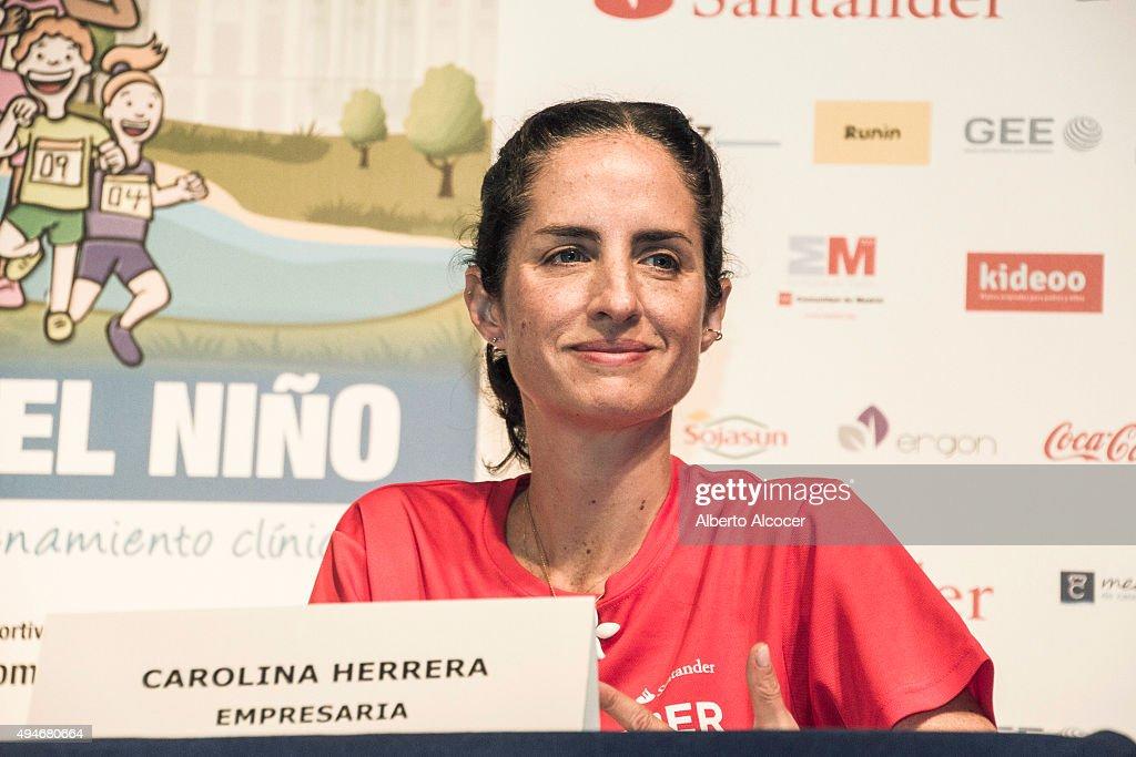 'Corre Por El Nino' Charity Running Race  Presentation