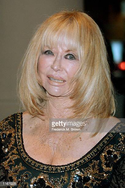 Business woman Elaine Young attends the Big Brothers Big Sisters of Greater Los Angeles Gala and Auction Benefit October 12 2001 in Beverly Hills CA