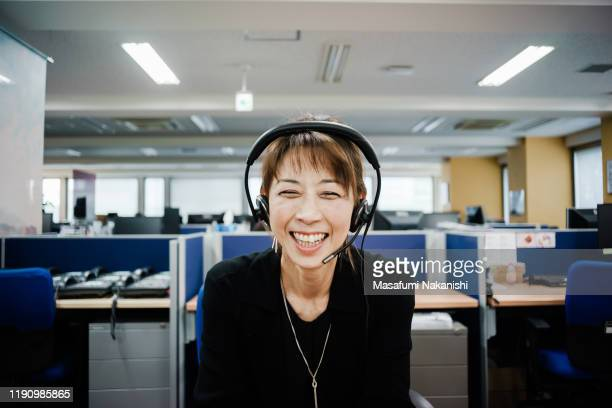 business woman having a video chat - conference call stock pictures, royalty-free photos & images