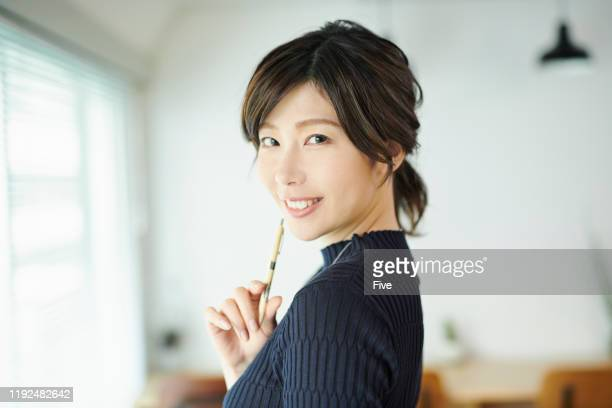 business woman - japanese ethnicity stock pictures, royalty-free photos & images