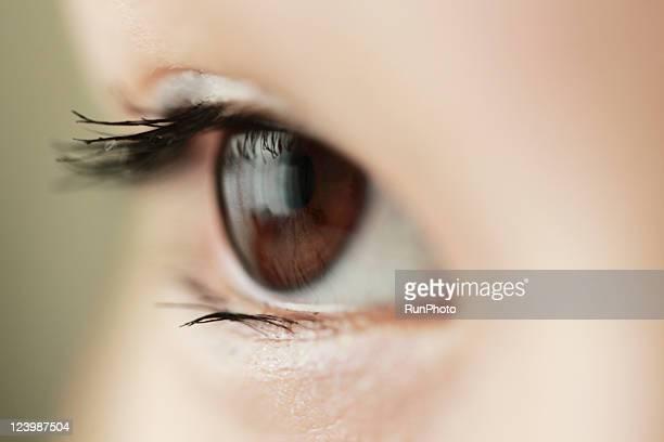 business woman - 人間の眼 ストックフォトと画像