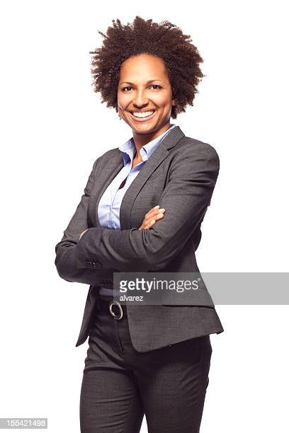 femme d'affaires - cadrage à la taille photos et images de collection