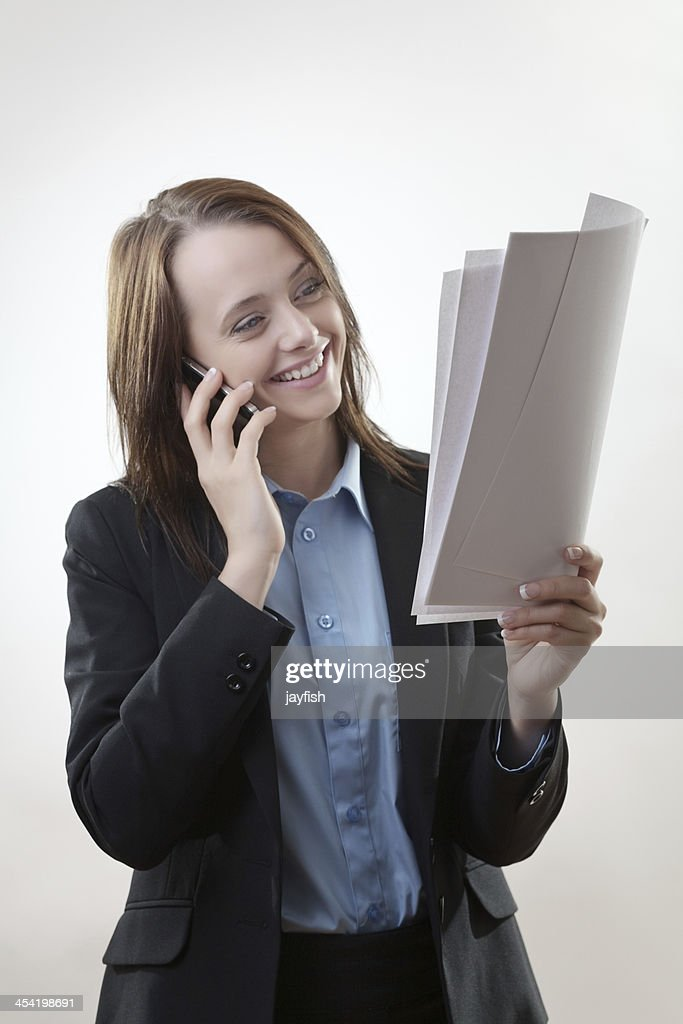 business woman : Stock Photo