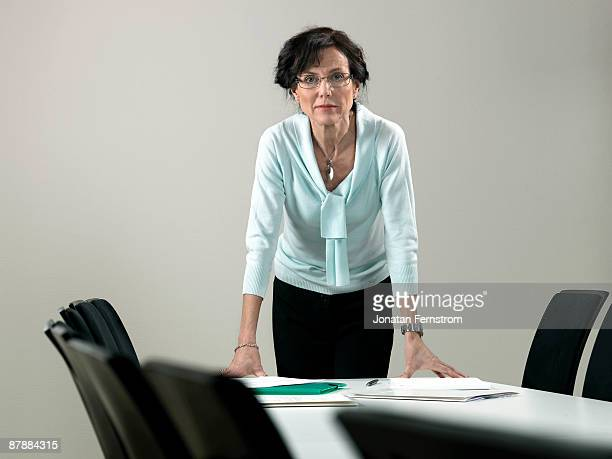 Business woman,  portrait