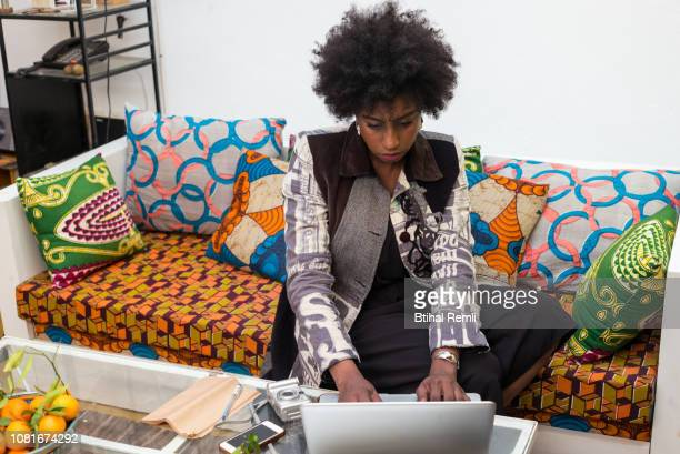 woman working - north africa stock pictures, royalty-free photos & images
