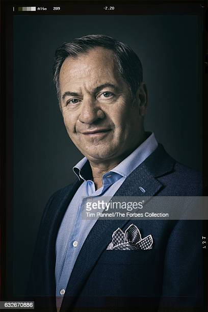 Businessman Alec Gores is photographed for Forbes Magazine on September 7 2016 in Los Angeles California PUBLISHED IMAGE CREDIT MUST READ Tim...