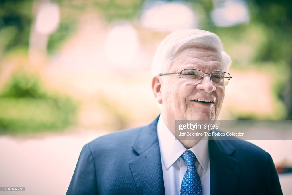 Allan Gilmour, Forbes Magazine, June 29, 2019 : News Photo