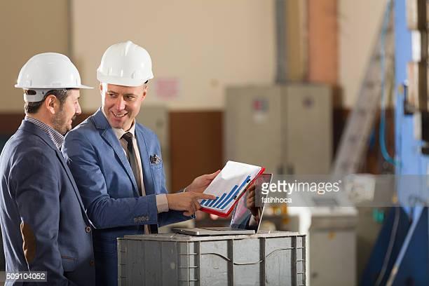Businessman and Financial Advisor