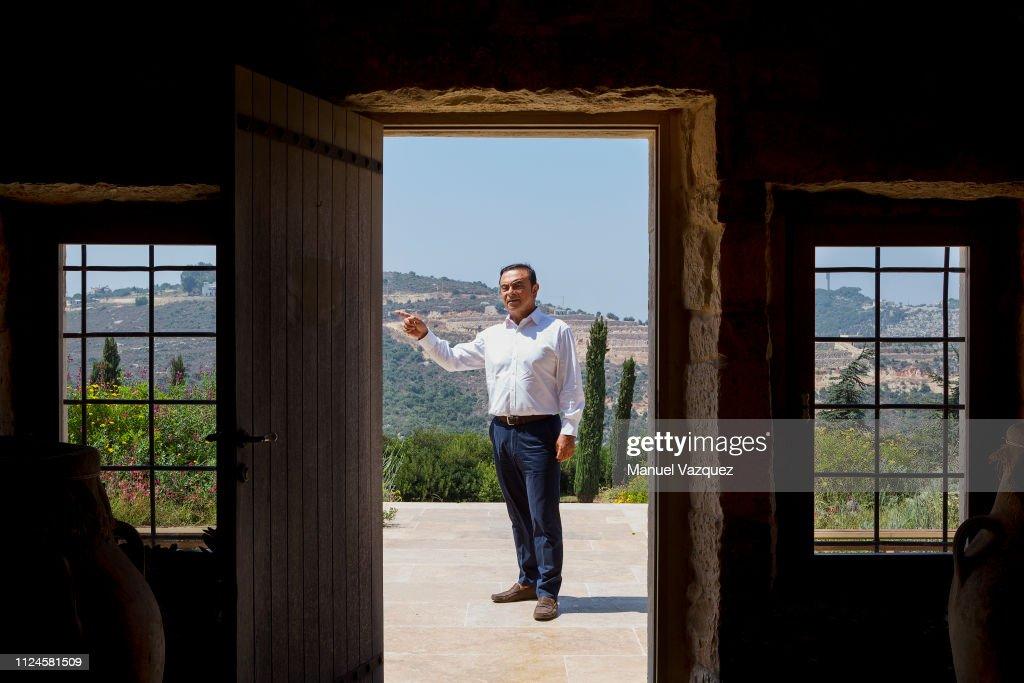 Carlos Ghosn, El Pais Spain, December 2, 2018 : News Photo