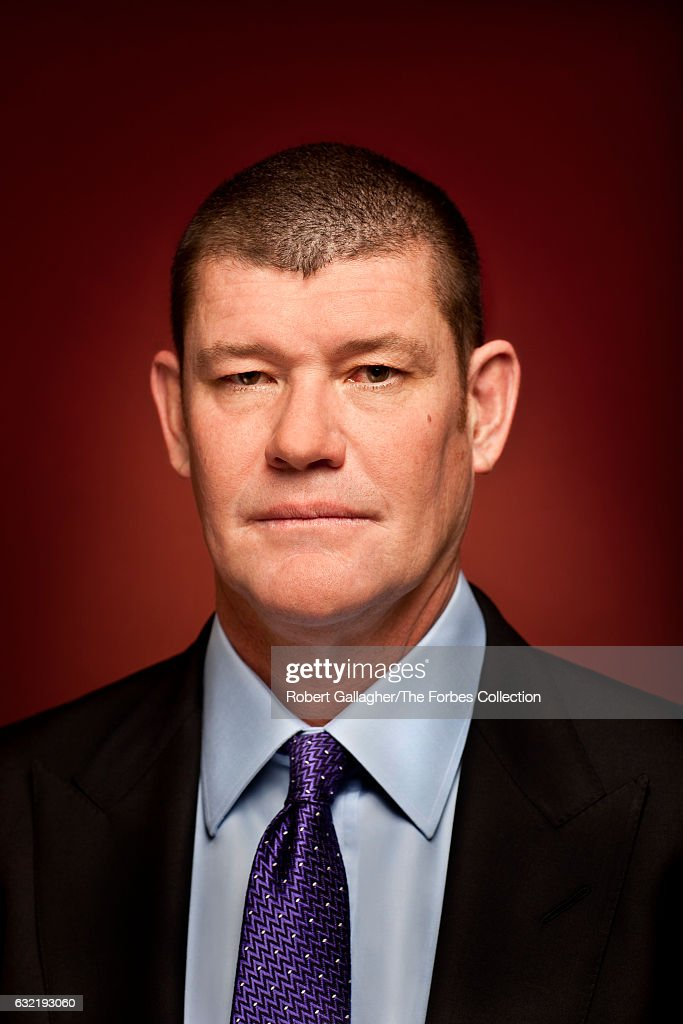 James Packer, Forbes Magazine Asia, February 1, 2014