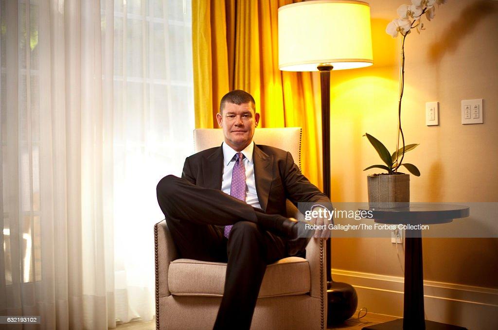 James Packer, Forbes Magazine Asia, February 1, 2014