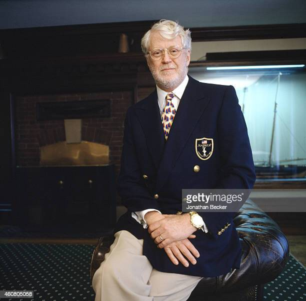 Businessman Bill Koch is photographed for Fortune Magazine on December 5 1996 in Wichita Kansas
