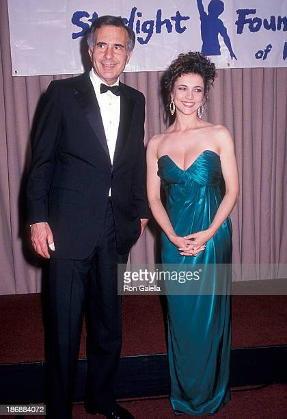 Businessman Carl Icahn and actress Emma Samms attend the Starlight Children's Foundation of New York's Fifth Annual 'The Child in All of Us' Benefit...