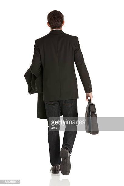 ビジネスマン用のあるブリーフケース