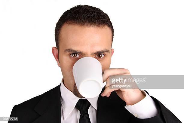 Businessman Coffee Break Series
