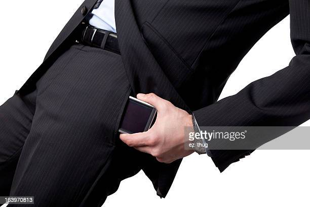 businessman detail - pocket stock photos and pictures