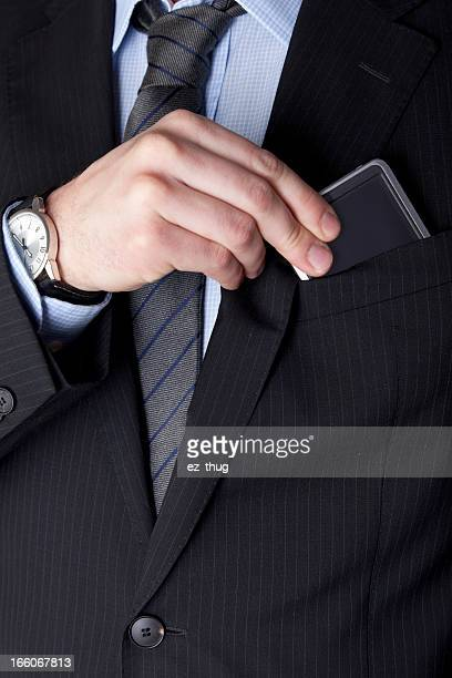 Businessman detail