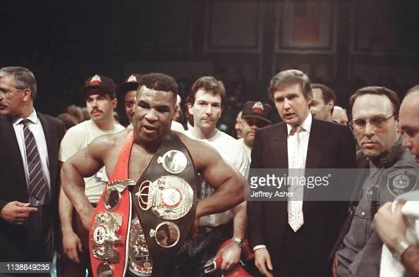 621 fotos e imágenes de Mike Tyson Trump - Getty Images
