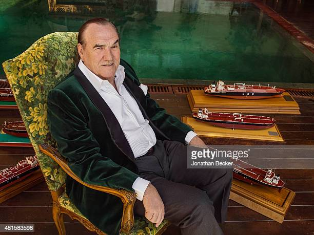 Businessman Fernando Fernandez Tapias is photographed for Vanity Fair Spain on March 13 2015 in Madrid Spain PUBLISHED IMAGE