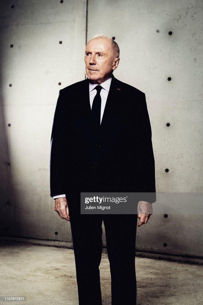 Francois Pinault, The New York Times, April 11th, 2019 : News Photo