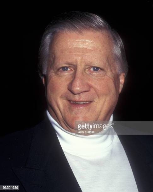 Businessman George Steinbrenner attends Summer Goodwill Games on July 17 1997 at Rockefeller Plaza in New York City
