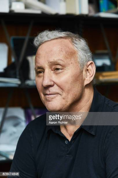 Businessman Ian Schrager is photographed for Delta Sky Magazine on April 19 2017 in New York City