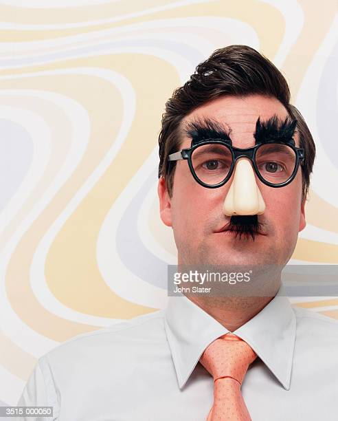 Businessman in Disguise