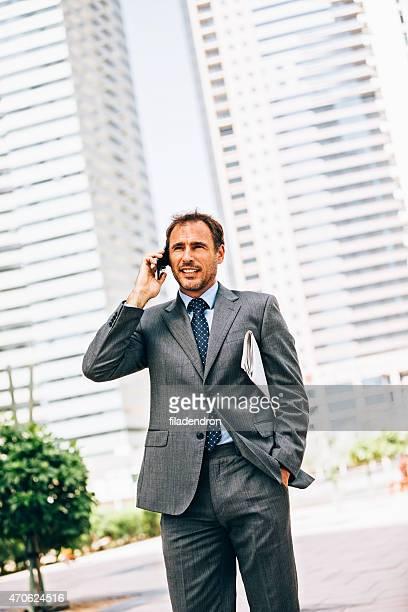 Businessman in Dubai
