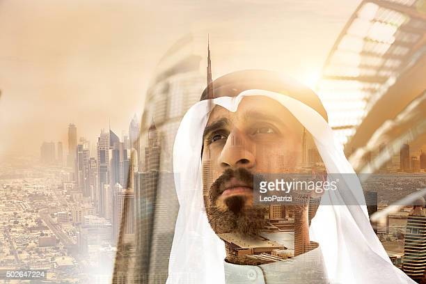 businessman in dubai - united arab emirates stock pictures, royalty-free photos & images