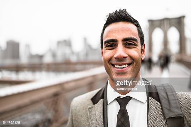 Businessman  in new york city