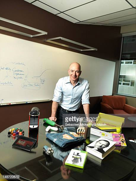 Jeff Bezos Stock Photos And Pictures Getty Images