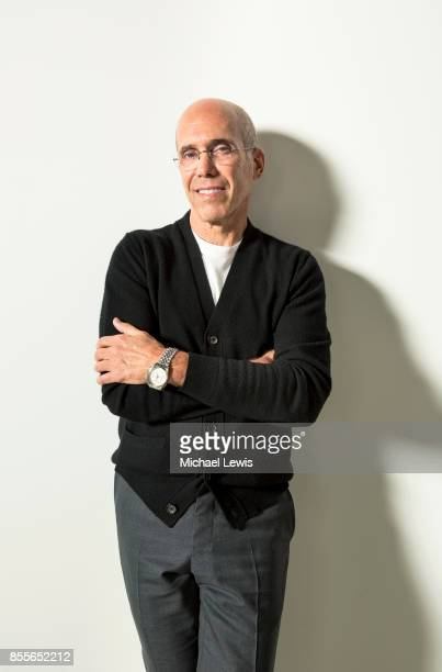 Businessman Jeffrey Katzenberg photographed for Variety on September 13 in Los Angeles California