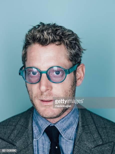 Businessman Lapo Elkann is photographed for Self Assignment, on Novemeber 7, 2012 in Milan, Italy.