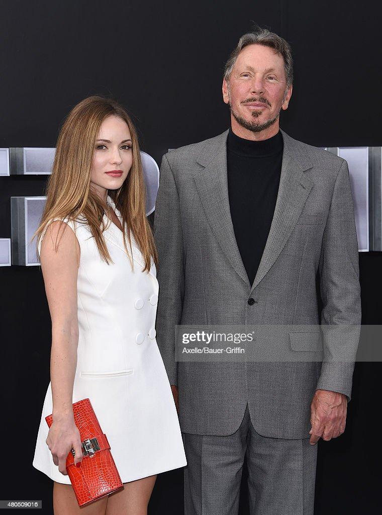 "Los Angeles Premiere Of ""Terminator Genisys"" : News Photo"