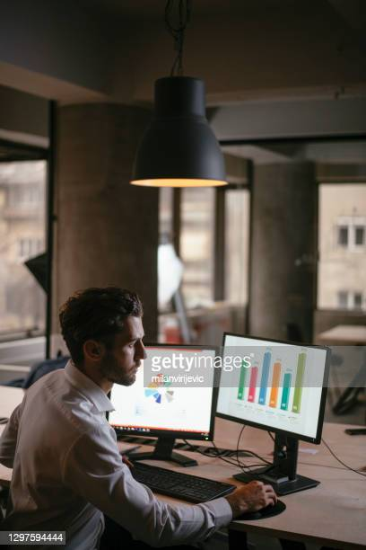 businessman making businessplan. - planning stock pictures, royalty-free photos & images
