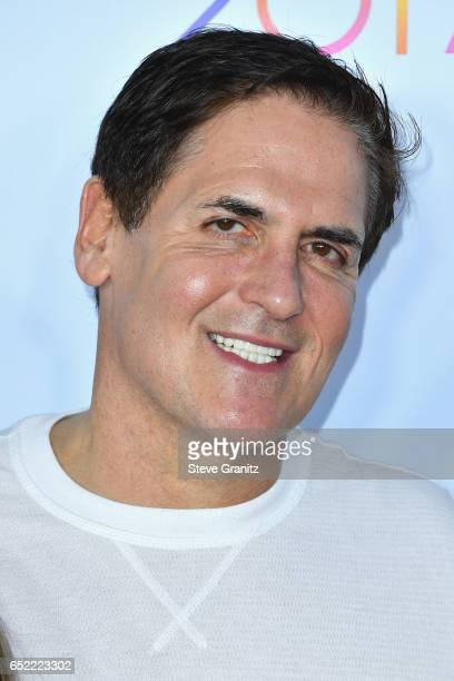 Businessman Mark Cuban at Nickelodeon's 2017 Kids' Choice Awards at USC Galen Center on March 11 2017 in Los Angeles California