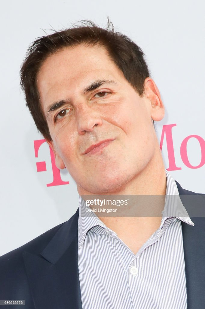Businessman Mark Cuban attends the 2017 Billboard Music Awards at the T-Mobile Arena on May 21, 2017 in Las Vegas, Nevada.