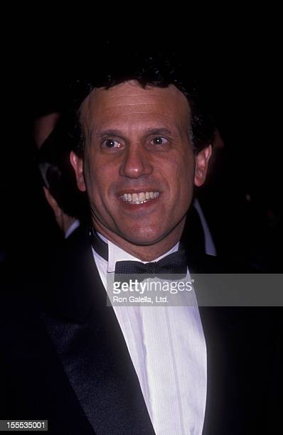 Businessman Michael Milken attends Albert Schweitzer Leadership Awards on October 19 1989 at the Beverly Hilton Hotel in Beverly Hills California