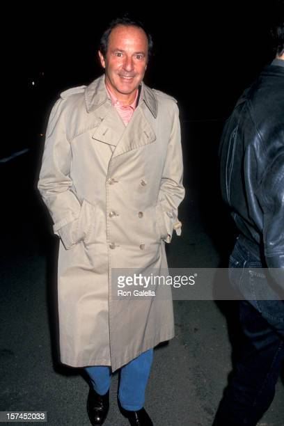 Businessman Mort Zuckerman attending Benefit for the Nature Conservancy on October 5 1994 at Great Lawn at Central Park in New York City New York