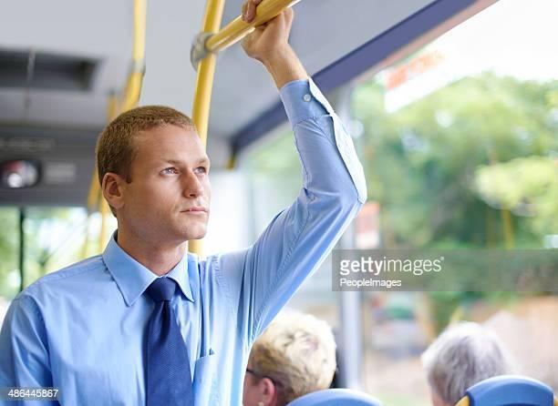 実業家のバス