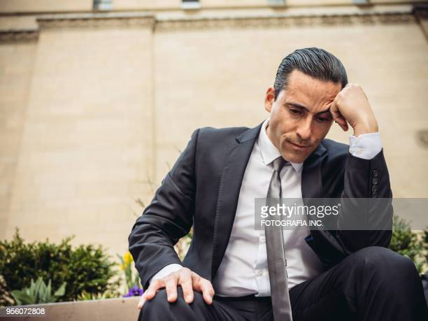 businessman on the go - distressed stock market people stock pictures, royalty-free photos & images