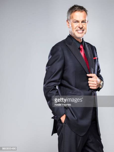Businessman Peter Jones is photographed for the Daily Mail on July 19, 2017 in London, England.