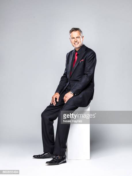 Businessman Peter Jones is photographed for the Daily Mail on July 19 2017 in London England