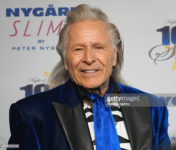 Businessman Peter Nygard arrives at Norby Walters' 26th Annual Night Of 100 Stars Oscar Viewing at The Beverly Hilton Hotel on February 28 2016 in...