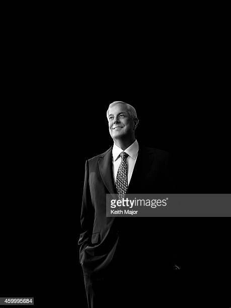 Businessman philanthropist David Koch is photographed for the October 2014 issue of Avenue Magazine in New York City