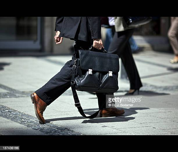 businessman - brown shoe stock photos and pictures