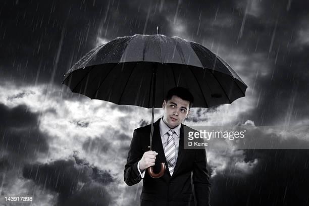 businessman - rainy season stock pictures, royalty-free photos & images